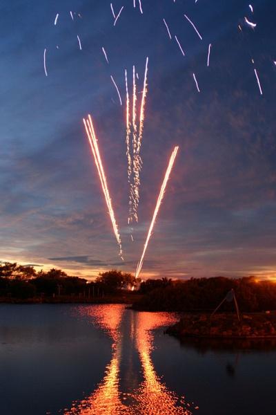 Birthday firework by Pogs