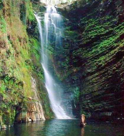 Waterfall by dave_morgan