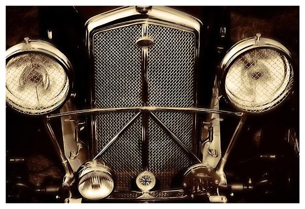 Wolseley car circa 1930`s by malleader