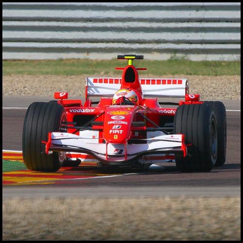 Fiorano Ferrari by blackett