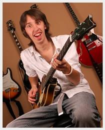 The Guitar Shoot