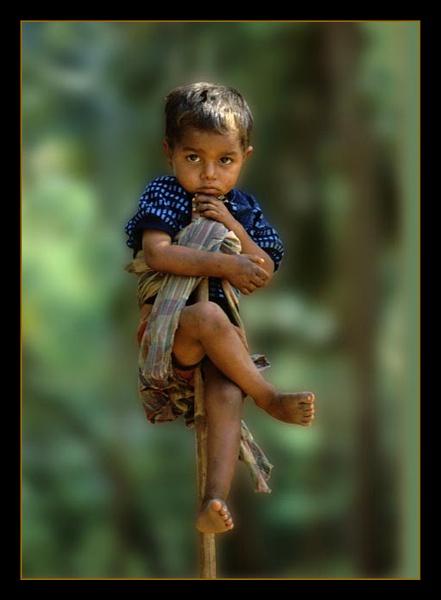 Goan Child by danbrann