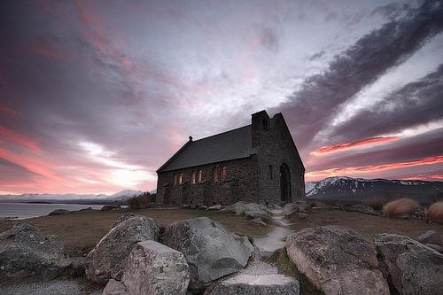 Church of the Good Shepherd by bond