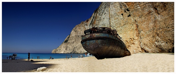 Smugglers Beach by paulcr