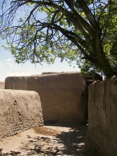 Adobe walls in a . . . . by kombizz