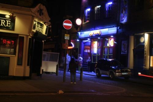 Night Life 2 by DAVID LYDIATE