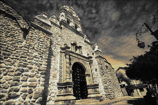 Potosi Church by philipr