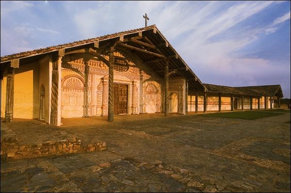 San Xavier Jesuit Mission by philipr