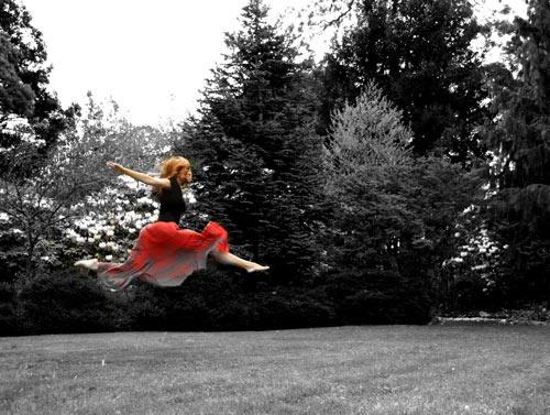 The Jump by Anastasia