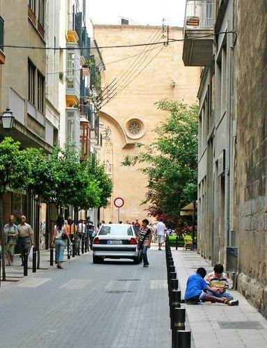 spanish street. by CecilyC