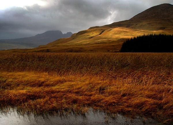 Loch Connan - Skye by DiegoDesigns