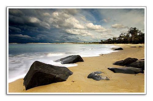 Shoreline by rosie42
