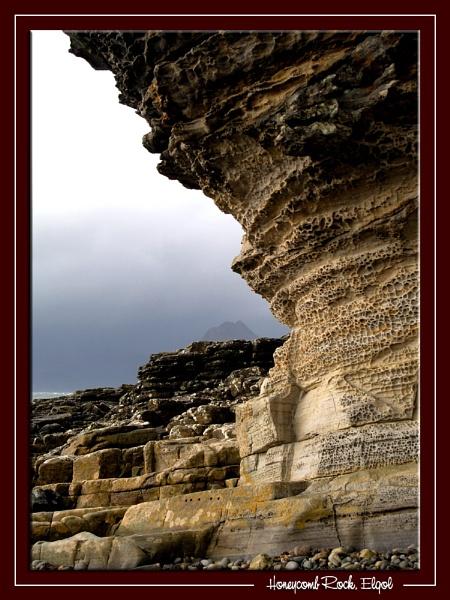Honeycomb Rock by DiegoDesigns