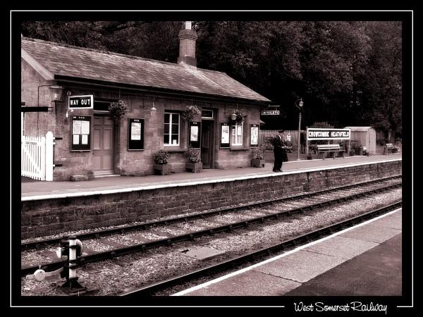 West Somerset Railway by DiegoDesigns