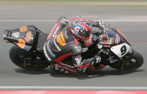 Harris speed by bikejourno