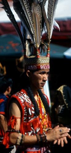 modern day murut warrior by mediatheque