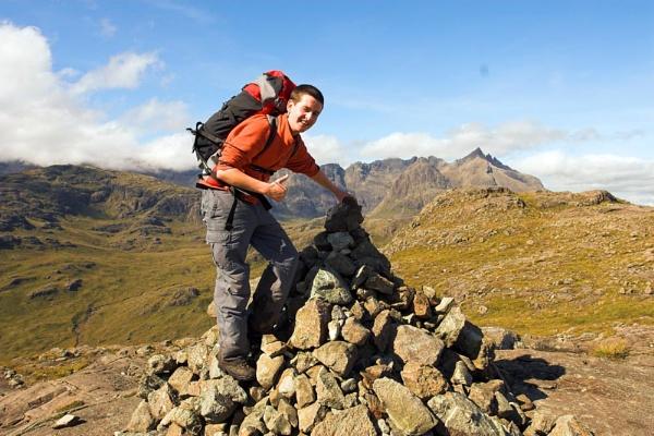 Climb Every Mountain. by robbiebreadner