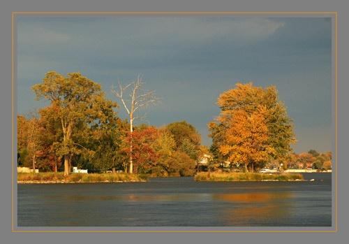 autumn light by mirceax