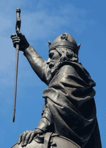 King Alfred The Great by Chuckys_back