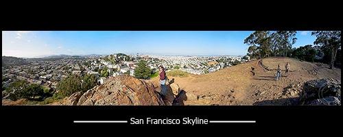 San Francisco Skyline by robs