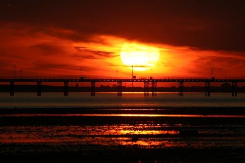 Sunset by tjdup