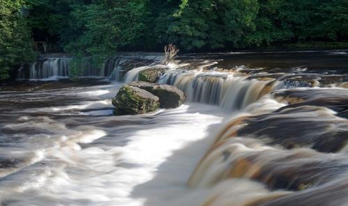 Aysgarth Falls by Brian2