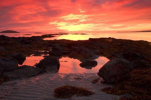 Eriskay, Outer Hebrides by jimthistle73