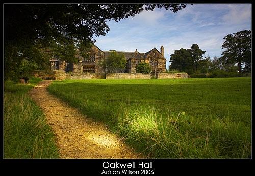 Oakwell Hall by ade_mcfade