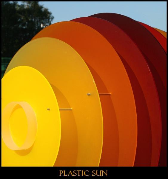 Plastic Sun by cult