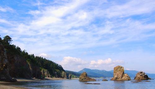 sakhalin southern coast by Titi