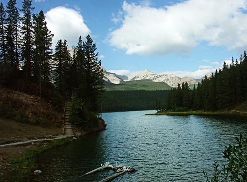 Chinook Lake 4 by KathyR