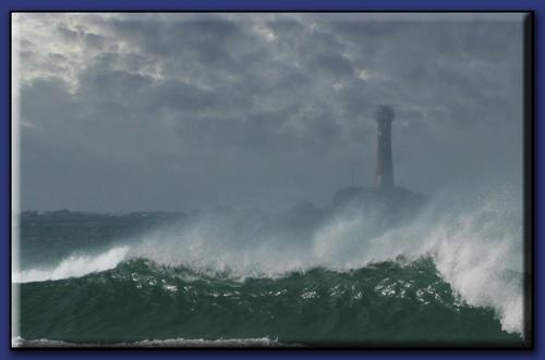 Longships Lighthouse by markstokes