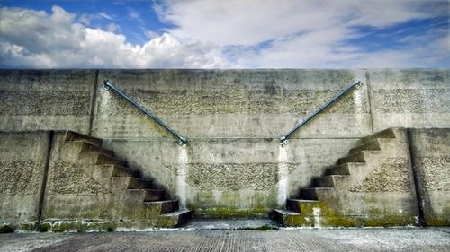 Pier Steps by mcsimeyb