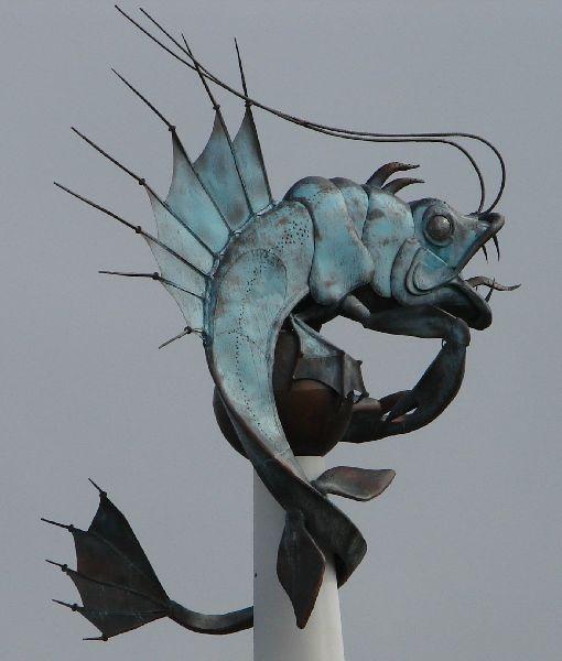 Plymouth prawn by tenerifejohn