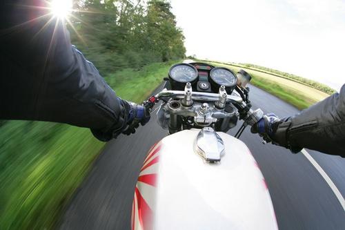 Speed by bikejourno