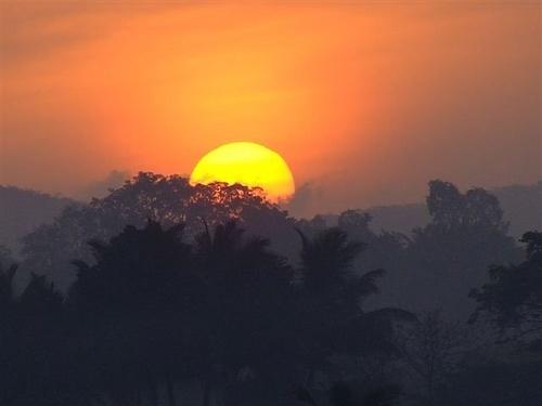 Sunrise by bhatsachin