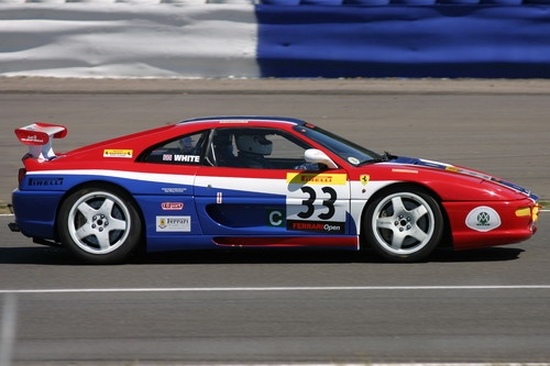 Ferrari Challenge by neleliza