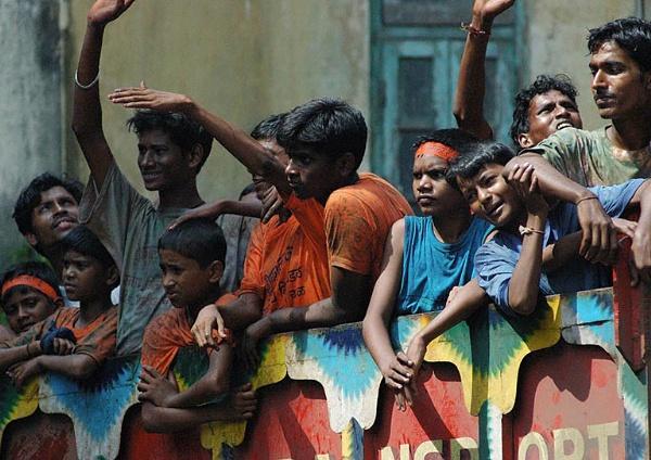 GOKUL ASTAMI FEST,INDIA-9 by Philip Mc