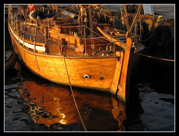 Scandinavia 3 - Bergen harbour by iansamuel