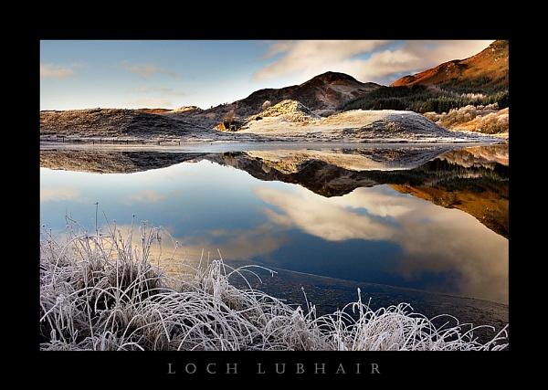 Loch Lubhair by highlander