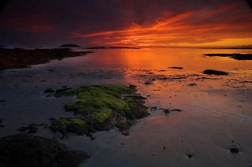 Eriskay Sunset 2 by jimthistle73