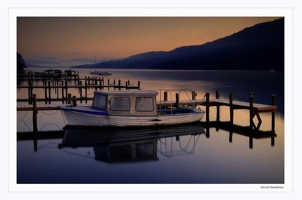 Lakeside by dpemberton