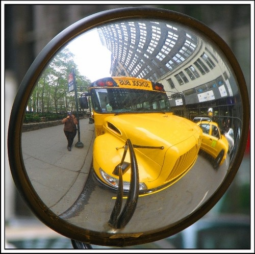 Wheels on the bus go round and round by ShaunL