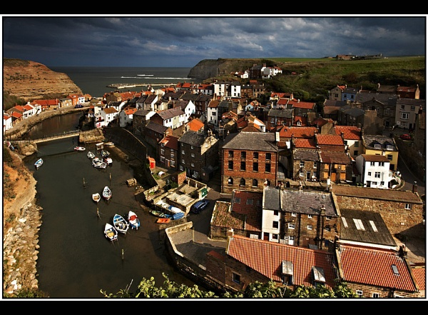 Staithes by TonyA