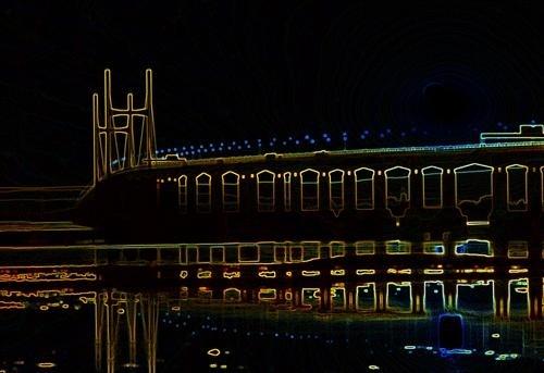 seven bridge by nigelo