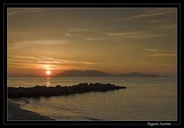 Aegaen Sunrise.
