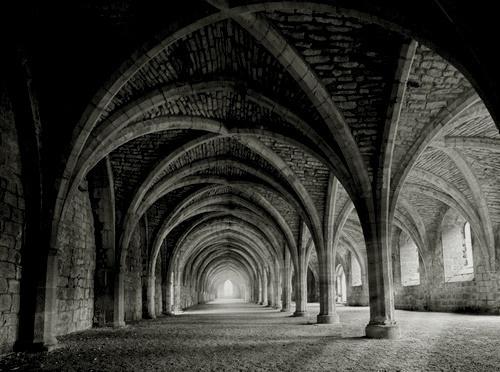 Fountains Abbey by john short