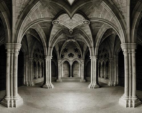 Arched by melbrackstone
