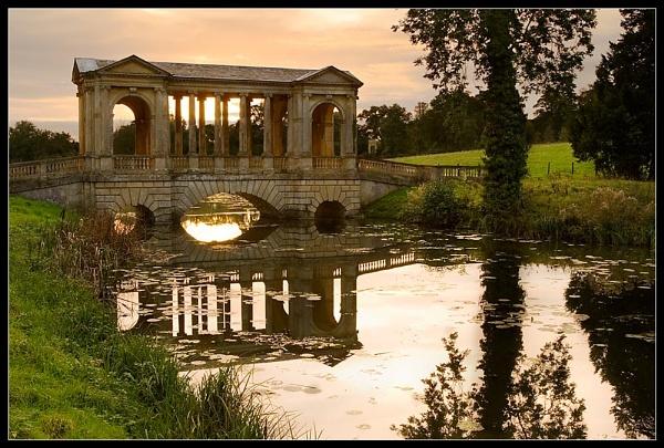 Palladian Bridge by ghibby