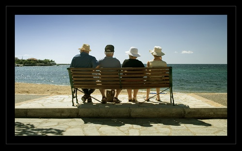 Brits on Holiday by SmileySteve